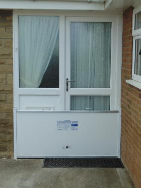 Flooddivert Door Barriers